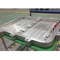 China OEM/ODM custom friction stir welding FSW aluminum alloy battery tray for electric vehicle for sale