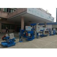Quality Professional Horizontal Cable Extruder Machine For Computer / Building Wire wholesale