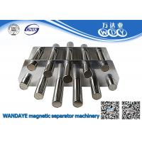 Quality Permanent Magnetic Separator Stainless Steel Magnetic Grate / Rod / Bar wholesale