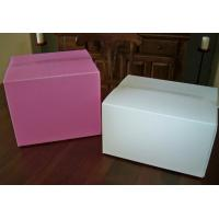 Buy cheap Recycled Corrugated Packaging Boxes 1 mm Grey Board Custom Carton Box product