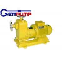 Buy cheap Electric motor Self Priming Centrifugal Pump for Municipal / Sewage Project , irrigation water pump product
