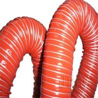 Quality Silicone coated glass fiber duct wholesale