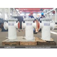 Quality Industry bucket Pipeline Strainer  filter for water treatment pre filtration wholesale
