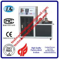 Quality ISO974 rubber plastics and thermoplastic brittleness temperature testing machine wholesale
