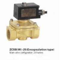 Quality Brass Explosion Proof Solenoid Valve , Solenoid Gas Valve Low Voltage wholesale
