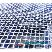 Quality Stainless Steel Plain Crimped Wire Mesh/Screen 5mm to 100mm Hole wholesale