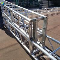 China Easy install Aluminum Circle Truss/ lighting truss system for truss displays/booths/exhibit on sale on sale