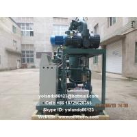 China Hi-Vacuum Double-StageTransformer Oil Purifying Machine, Oil Filtering Plant on sale