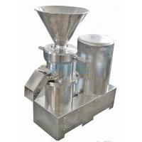 Quality ss304 316L food grade sanitary grinding machine colloid mill Horizontal colloid mill stainless steel for sale wholesale