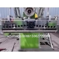 Cheap Full Automatic Single Layer Plastic Film Making Machine 50-100m/min for sale