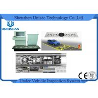 Quality Fix Type UVSS Under Vehicle Inspection Surveillance Camera System For Hotel Prison wholesale