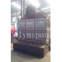 Quality Automatic Steel 1 Ton Gas Fired Steam Boiler For Water Heating wholesale