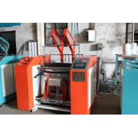 Quality Full Automatic PE Cling Film Making Machine / Plastic Film Slitting Equipment wholesale