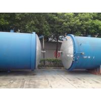 Quality Food Rubber AAC Autoclave Pressure Vessel For Chemical , High Pressure wholesale