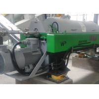 Quality Beverage Industry Food Processing Centrifuge With High - Dryness Screw Conveyor wholesale