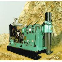 Buy cheap Spindle Rotation Drilling Rig Equipment For Geology , Metallurgy , Hydrogeology from wholesalers