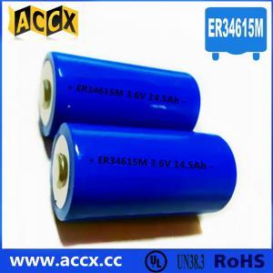 Quality ER34615M 3.6V 14.5Ah wholesale