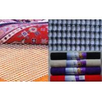 China PVC rug underlay pads on sale
