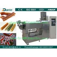 Buy cheap Pop Nutritional Dog Food Extruder Snacks Manufacturing Machine product