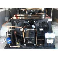 China Electric Control Hermetic Condensing Unit With Copeland ZB Scroll Compressor on sale