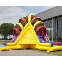 Quality Bright Colors Commercial Inflatable Slide Climbing Slipping Games OEM wholesale