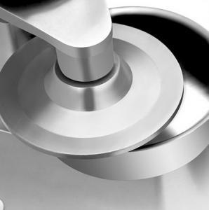 China Aluminum Alloy Manual Food Processing Equipments SL-H100 Hamburger Patty Press on sale