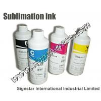 sublimation ink for textile printer