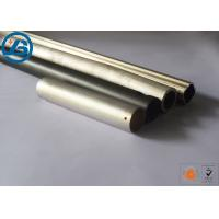 Quality High Rigidity Round Magnesium Alloy Tube ZK61M Non Pollution Stable Dimensionally wholesale
