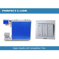 China Professional Laser Marking Machine With 7000mm/S Max Scanning Speed , High Power on sale