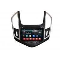 Quality Android Wifi 3G Chevrolet GPS Navigation Car DVD Radio Stereo GPS TV BT SWC For 2014 Cruze wholesale
