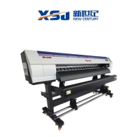 China High Resolution Double Heads Advertising Printing Machine on sale