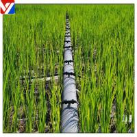 Quality Food-grade PVC Plastic Pipe for Agricultural Hydroponic Planting hot sell wholesale