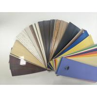 Quality 0.4mm- 2mm thickness PVC edge banding wholesale