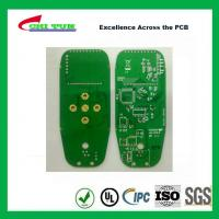 Quality Printed Circuit Boards Design PCB Engineering Fabrication And Assembly 2L FR4 IT180A wholesale