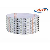 Cheap Waterproof Dimmable Led Strip 14.4w/M , 12v DC Led Strip Lights For Decoration for sale
