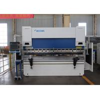 Buy cheap 6-Axis Hydraulic CNC Press Brake 175T 3100mm with 4-Axis Backgauge from wholesalers
