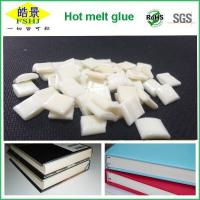 Buy cheap EVA Milky White Bookbinding Hot Melt Glue High Stickiness For Note Bookbinding from wholesalers