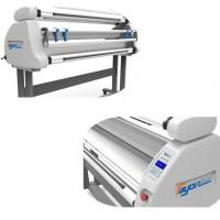 Buy cheap Fully Automatic Cold Laminating Machine Roll To Roll 1600 mm 63 Inch For PVC Card / aluminum Laminator FY1600DA from wholesalers