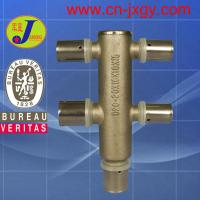 Quality press fittings for pex-al-pex pipe five way fittings wholesale