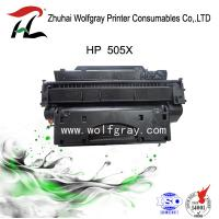 Quality Compatible for HP 505X toner cartridge wholesale
