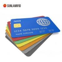 Quality Low Cost Smart contact cards 2015 Company door Access control RFID Card wholesale