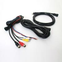 Quality Warerpoof Video And Power BNC Cable , CCTV Security Camera Audio Video Cable wholesale