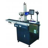 Quality Durable Fiber Laser Marking Machine For Mobile Phone Caser , LED Bulb , Car Charge wholesale