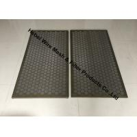 Quality Laminated Layers Vibrating Rock Screen Steel Perforated Panel Shale Shaker Screen wholesale
