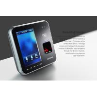Buy cheap 5 inches touch color screen SUPREMA fingerprint access control with 2000000 from wholesalers