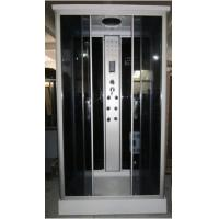 Quality Acryllic Back Panels square corner shower stalls , 4 way Faucet / diverter steam shower cubicle wholesale