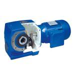 Quality 11.0kW S87/S97 Ratio 27.28/49.87 mower gearbox gear motor 7.5kw wholesale