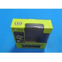 Quality Glossy Paper Led Light Packaging Boxes With Custom Logo Perfect Binding wholesale
