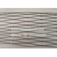 Quality Stainless Steel Flexible Rope Mesh for Garden Climbing plants wholesale