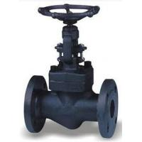 Quality 25A 10kg / cm2 x 127L Flanged Globe Valve STS304 HAND WHEEL wholesale